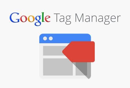 logo di google tag manager