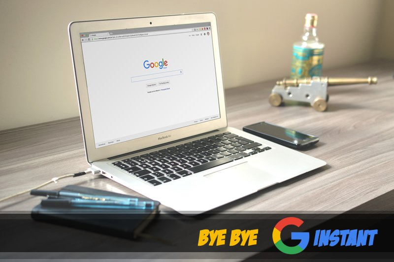 Google abbandona definitivamente Google Instant Search
